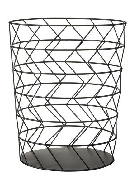 metalen mand 30 cm - 60160047 - HEMA