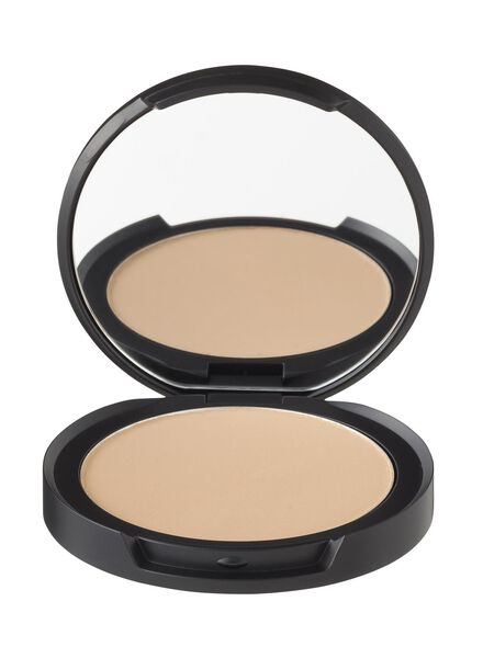 mattifying face powder beige light - 11294724 - HEMA