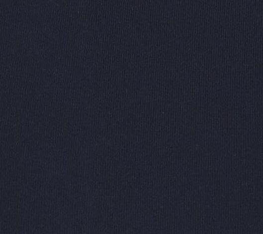 dameshemd naadloos micro donkerblauw donkerblauw - 1000018708 - HEMA