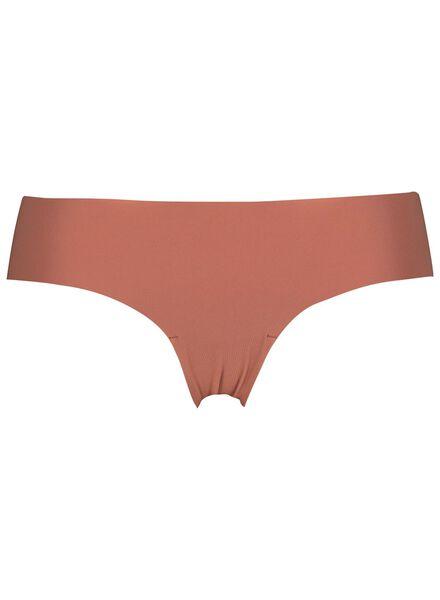 damesbrazilian micro bruin S - 19612182 - HEMA