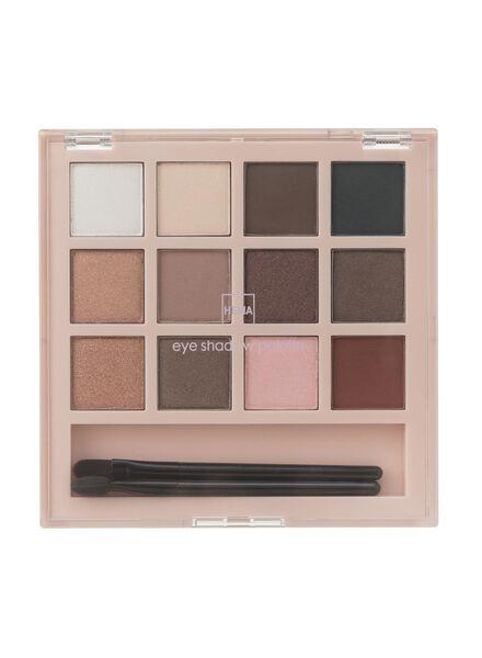 oogschaduw palette - 11210016 - HEMA