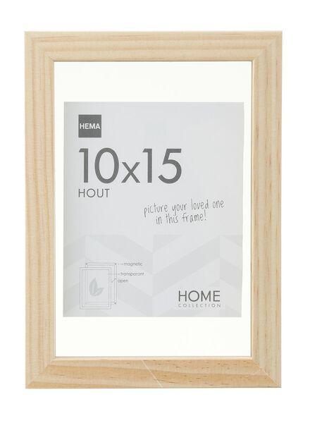 fotolijst 10 x 15 cm - 13605001 - HEMA