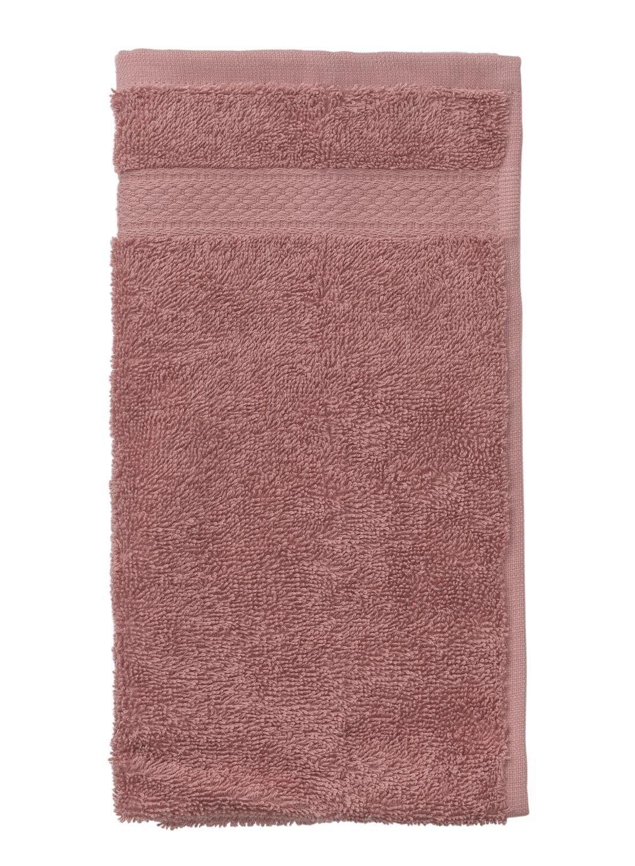 HEMA Gastendoek – 30 X 55 Cm – Zware Kwaliteit – Roze Uni (roze)