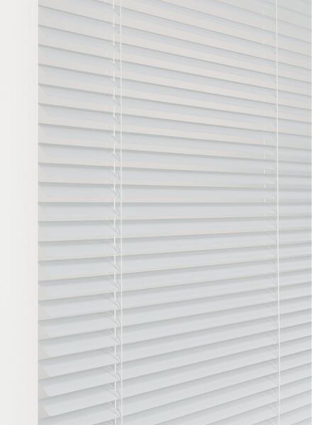 jaloezie aluminium zijdeglans 25 mm - 7420015 - HEMA