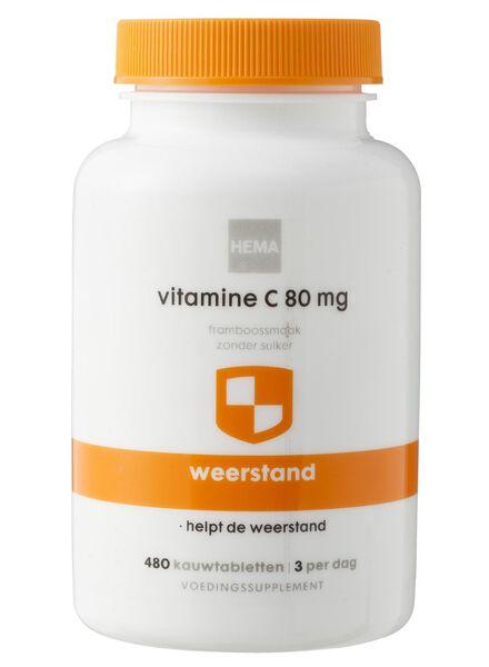 vitamine C 80 mg - 11401613 - HEMA