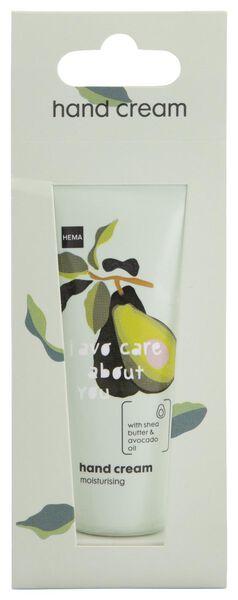 handcrème avocado 30 ml - 11300103 - HEMA