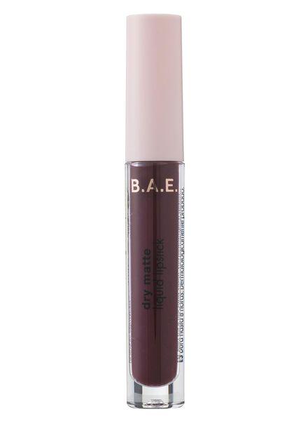 B.A.E. matte vloeibare lippenstift 01 hot couture - 17710041 - HEMA