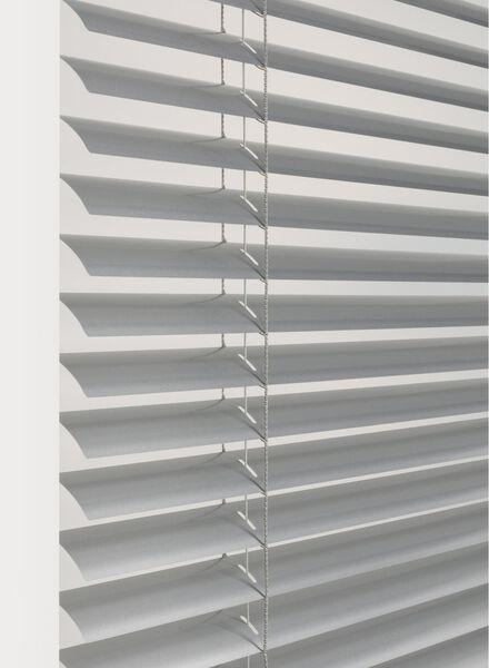 jaloezie aluminium zijdeglans 25 mm - 7420018 - HEMA