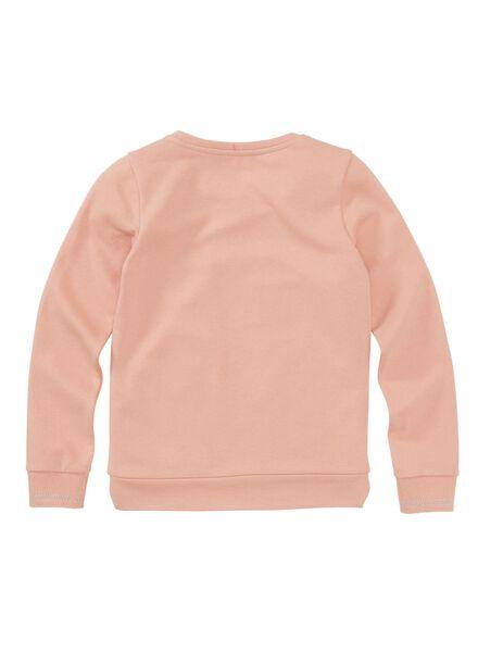 kinder sweater roze roze - 1000011209 - HEMA