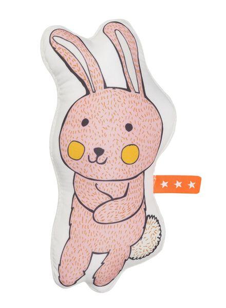 knuffelkussen konijn - 33520100 - HEMA