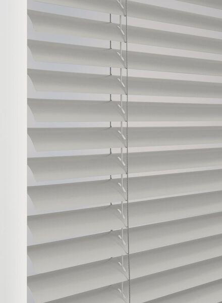 jaloezie aluminium zijdeglans 25 mm - 7420078 - HEMA