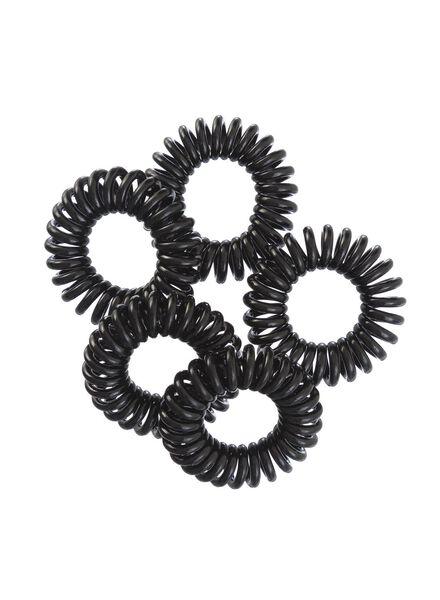 5-pak spiraal elastiekjes - 11873042 - HEMA