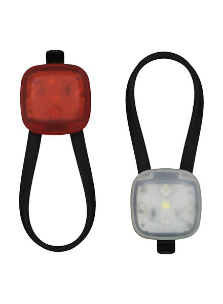 LED fietslampjes - 2 stuks - 41198125 - HEMA