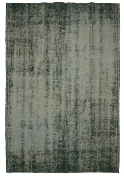 vloerkleed - 170 x 240 cm - groen - 13030004 - HEMA