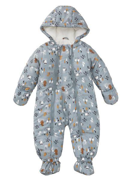 baby skipak donkergrijs donkergrijs - 1000010576 - HEMA