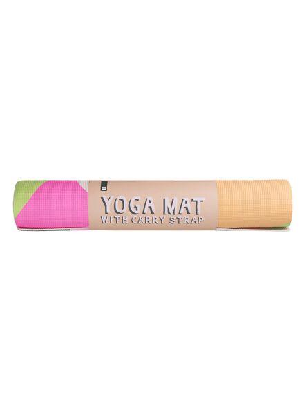 yogamat 65 x 180 cm - 60300500 - HEMA