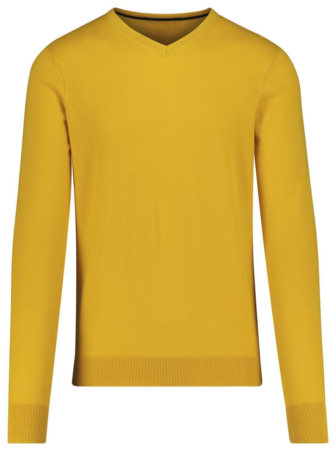 HEMA Heren Pullover Geel (geel)