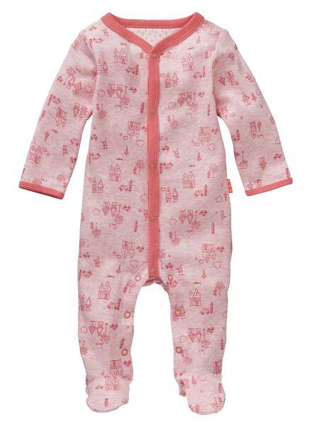 baby meisjes jumpsuit roze roze - 1000005432 - HEMA