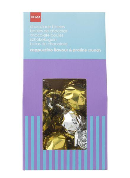 chocolade boules - 10360020 - HEMA