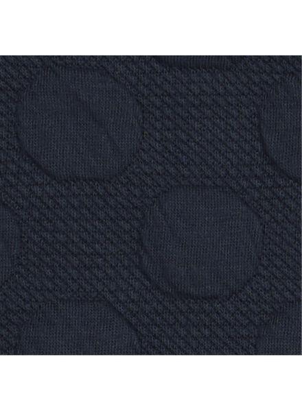 babyjurk donkerblauw donkerblauw - 1000015305 - HEMA