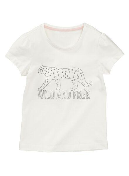 kinder t-shirt groen - 1000007776 - HEMA