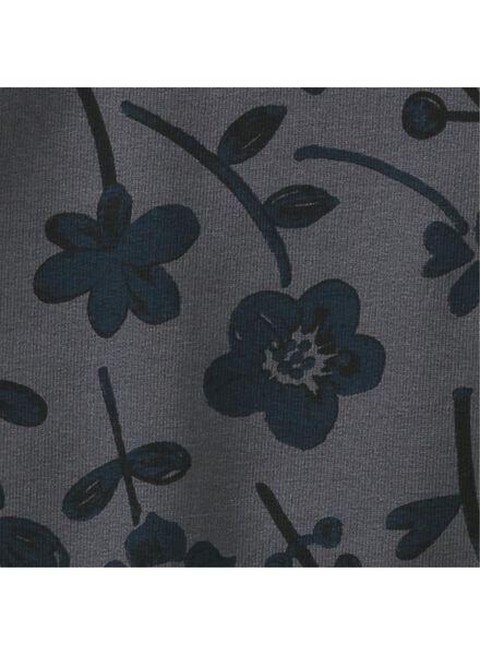 kinderjurk grijs grijs - 1000011203 - HEMA
