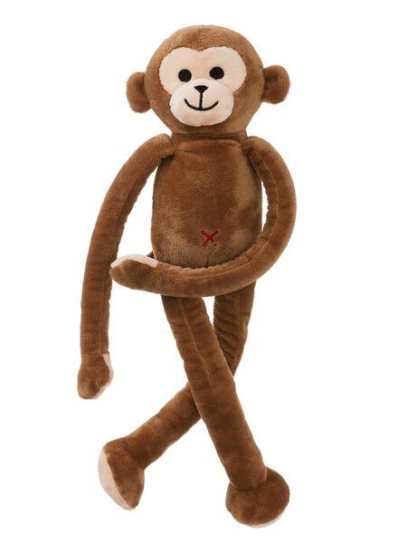 knuffel aap - 15150123 - HEMA