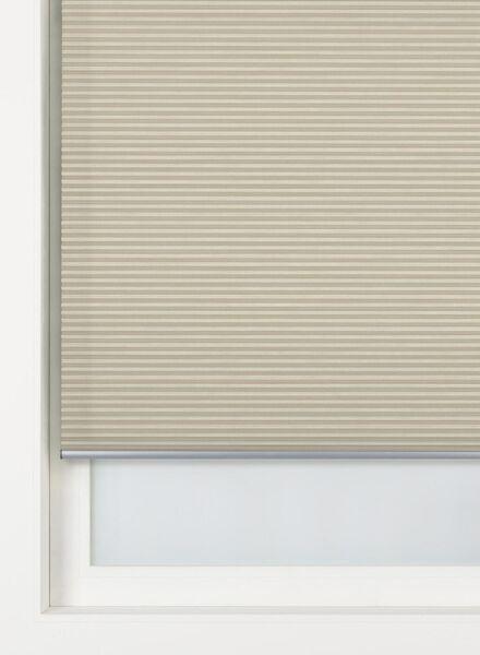 plissé dubbel lichtdoorlatend blokje 25mm - 7430068 - HEMA