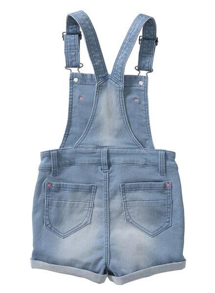 kinder tuinbroek blauw blauw - 1000005767 - HEMA