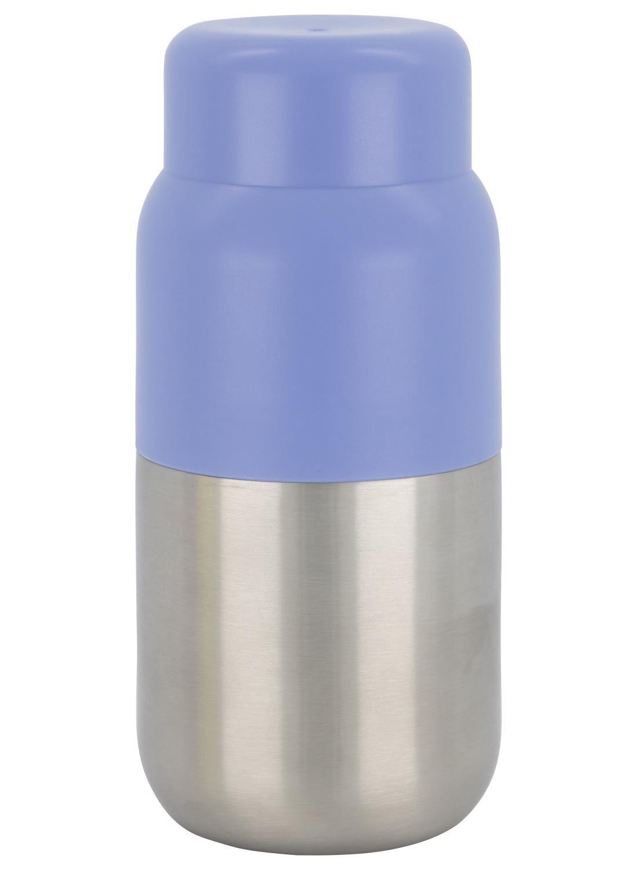 HEMA Isoleerfles 250ml Rvs Lichtblauw (blauw)