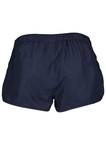 dames zwemshort blauw blauw - 1000013585 - HEMA