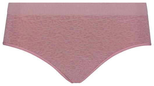 dameshipster naadloos micro roze roze - 1000017962 - HEMA