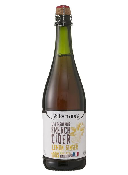val de france apple cider - citroen gember - 17310022 - HEMA