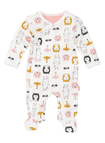 5-pak baby newborn cadeauset gebroken wit gebroken wit - 1000008465 - HEMA