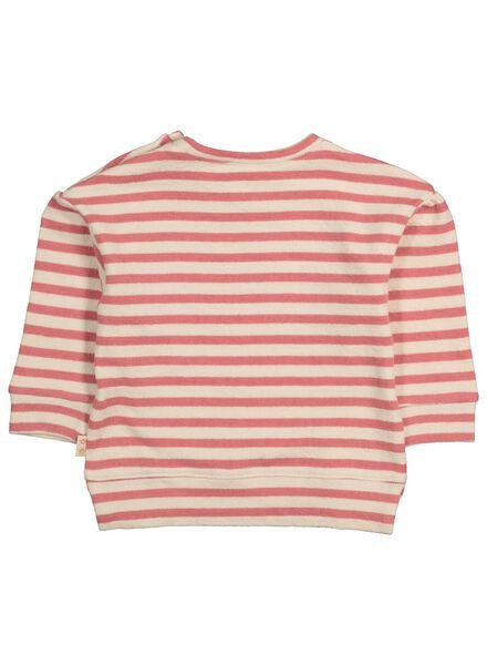 babysweater oudroze oudroze - 1000015557 - HEMA