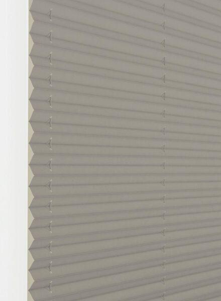 plisségordijn glanzend lichtdoorlatend 20 mm - 7430091 - HEMA