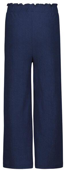 kinder culotte donkerblauw donkerblauw - 1000023424 - HEMA