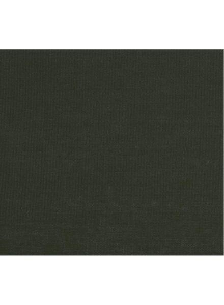 dames t-shirt olijf olijf - 1000004788 - HEMA