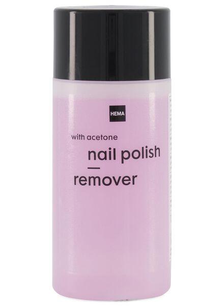 nagellak remover - 125 ml - 11243081 - HEMA