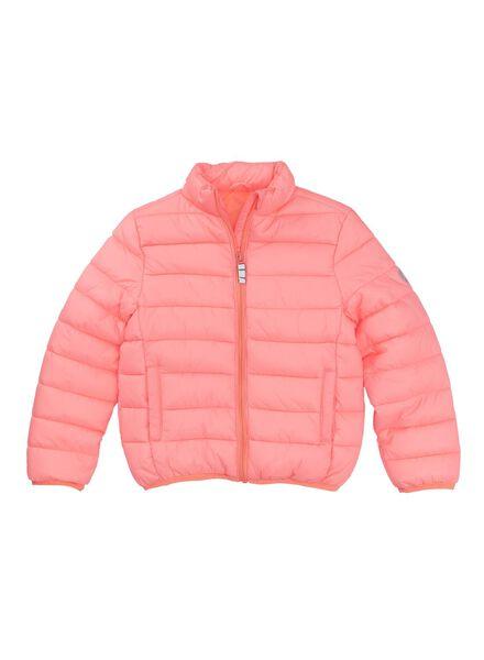 kinderjas roze roze - 1000009189 - HEMA