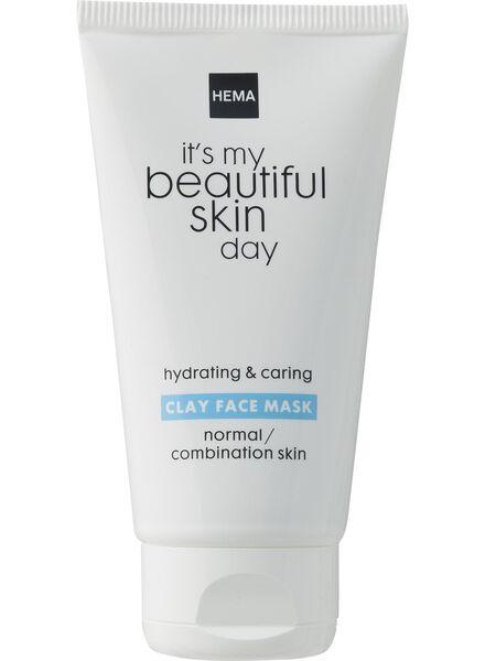 gezichtsmasker - normale/gecombineerde huid - 17800015 - HEMA