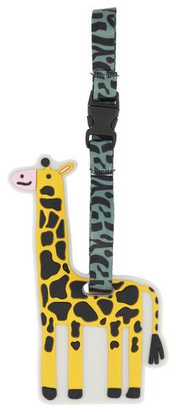 bagagelabel kind - safari - 18630303 - HEMA