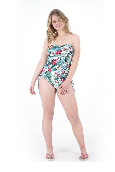 dames bikinislip groen - 1000017887 - HEMA