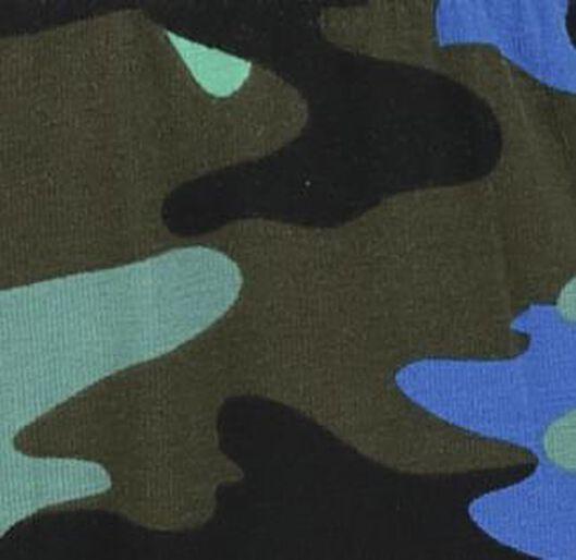kinderpyjama legergroen legergroen - 1000018485 - HEMA