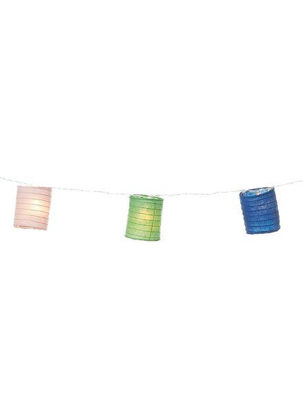 verlichtingssnoer lampionnetjes - 60110146 - HEMA