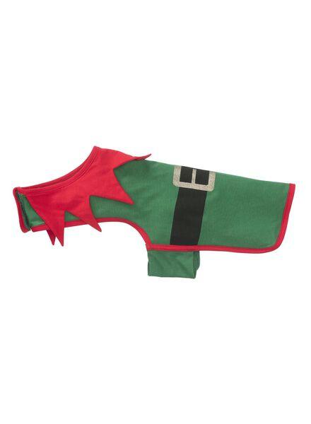 hond onesie elf groen groen - 1000010706 - HEMA