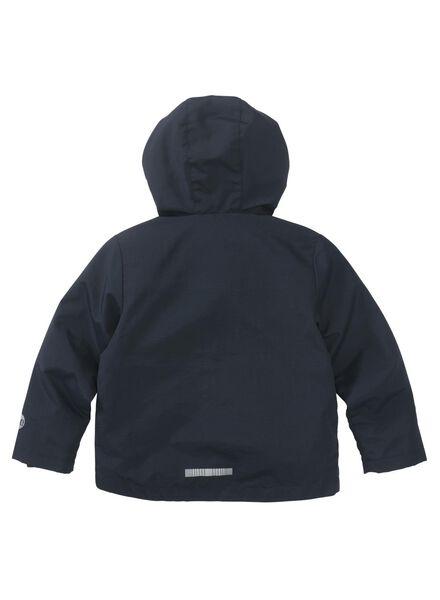 kinder windjack donkerblauw donkerblauw - 1000011320 - HEMA