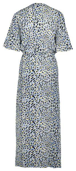 damesjurk donkerblauw donkerblauw - 1000019924 - HEMA