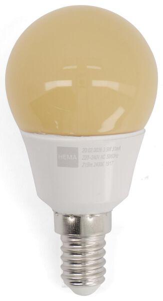 LED lamp 22W - 215 lm - kogel - flame - 20020026 - HEMA