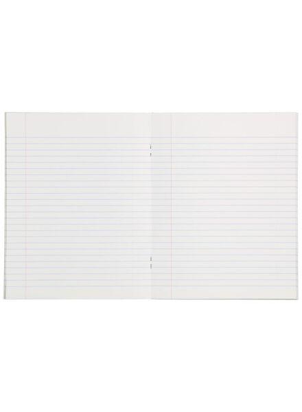schriften Martin Garrix - 21x16.5 - gelinieerd - 3 stuks - 14900426 - HEMA